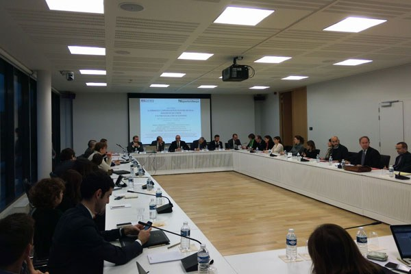 Il presidente Bonaccini a Bruxelles su attrattività e investimenti - 6