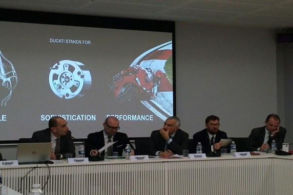 Il presidente Bonaccini a Bruxelles su attrattività e investimenti - 8