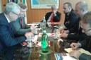 Incontro Bonaccini ambasciatore australiano Rann, 23 febbraio 2015