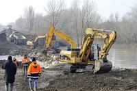 Alluvione Modena, secchia