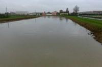 Esondazioni Reggio Emilia - 12/12/2017