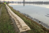 Esondazioni Reggio Emilia 2 - 12/12/2017