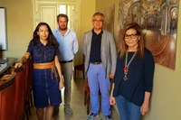 Incontro a Piacenza Polo Logistico