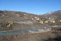 Frana, Gaggio Montano, Protezione civile