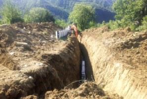 Difesa del suolo, nel Comune di Bagno di Romagna (Fc), completati i lavori  di consolidamento del versante minacciato da una frana — Regione Emilia- Romagna