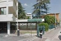 sede Protezione civile Regione Emilia-Romagna, viale Silvani