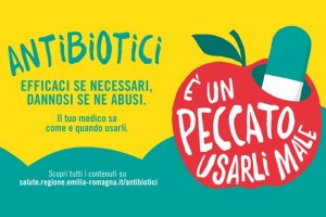 Antibiotici, campagna informazione