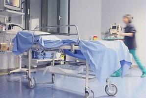 ospedale, barella