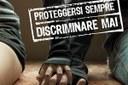 """Campagna Aids """"Proteggersi sempre discriminare mai"""""""