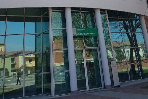 Casa Salute Castelfranco Emilia esterno