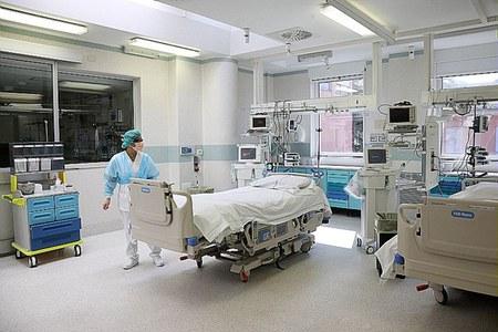 Coronavirus, fase 2, terapia intensiva, infermiere, letti