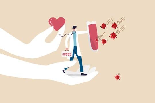 Donazioni, donazione, cuore