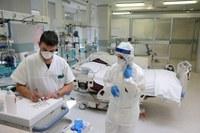 Coronavirus, terapia intensiva