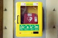 Defibrillatore per società sportive