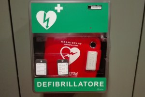 Defibrillatore Regione