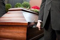 Cassa da morto bara agenzia funeraria