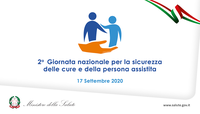 Giornata per la sicurezza delle cure, logo