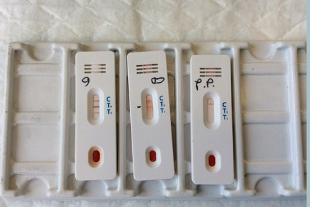 Coronavirus kit test rapido screening operatori socio sanitari