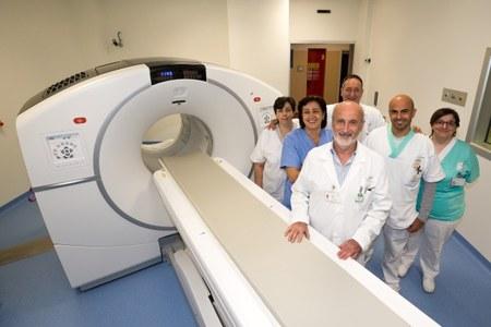 Nuova Pet Tac ospedale Santa Maria Nuova Reggio Emilia