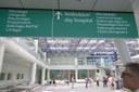 Ospedale, day hospital, sala d'attesa, ambulatori