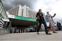 Ospedale Maggiore di Bologna, sanità