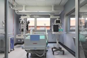 Piacenza, ospedale, posto letto terapia intensiva