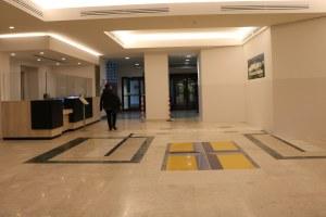 Policlinico Modena_corridoio