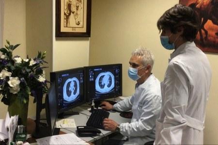 Radiology ospedale piacenza coronavirus 1