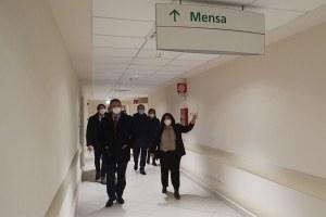 Nuova Palazzina Rizzoli IOR - interno