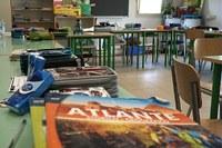 Scuola, aula, classe