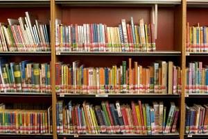 Biblioteca, libreria, libri