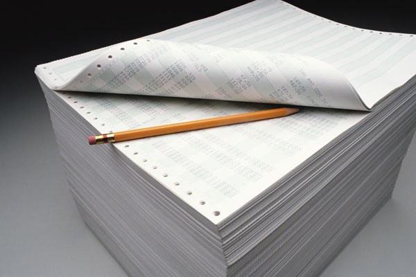 Carta, matita, cancelleria