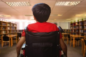 Scuola, disabili, bambino