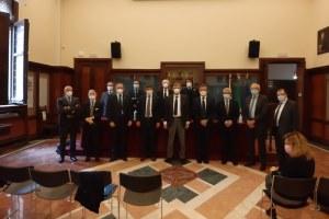 Formazione, firma FUP atenei, confindustria, associazione Its Emilia-Romagna