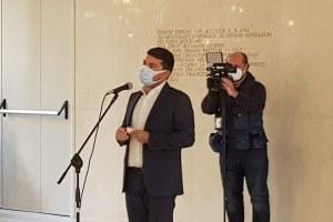 Unimore, inaugurazione Terzo polo Reggiano, ass. Mammi - 21/11/2020