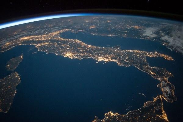 Mediterraneo notte
