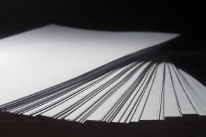 Carta, risma, fotocopia