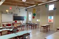 Nuova scuola Concordia (Mo), aula