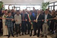 Istituto Solari, Fidenza (Pr) - taglio nastro 29/09/2018