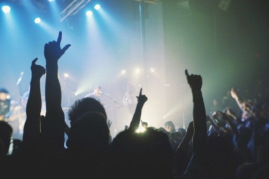 Spettacolo, concerto, musica