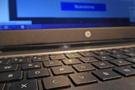 Computer portatile, tastiera