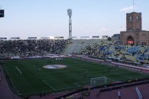 Campionato Under 21, stadio dall'Ara