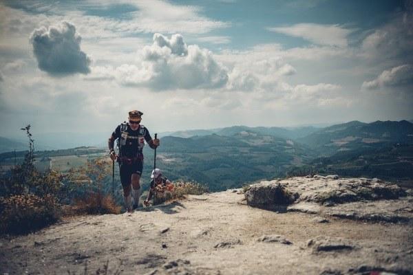 AVP 501 Endurance trail atleti, gara, percorso