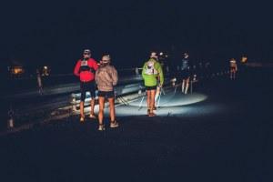 AVP 501 Endurance trail Alta Via dei Parchi notturna