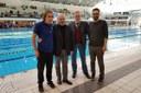 Campionati italiani nuoto paralimpico, Bologna - pres. Bonaccini - 02/03/2019