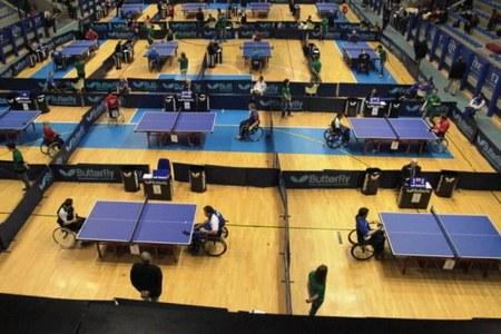 Tennistavolo paralimpico, 17 maggio 2021
