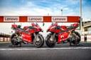 Moto Ducati Desmosedici carena Motor Valley MotoGP 2020