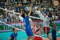 Volley, fase di gioco