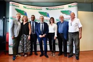 Campionati atletica leggera Forlì/gruppo
