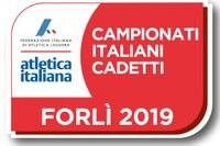 Campionati atletica leggera/logo